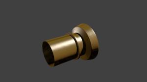 A tad more like brass?
