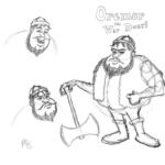 Oremor the War Dwarf!
