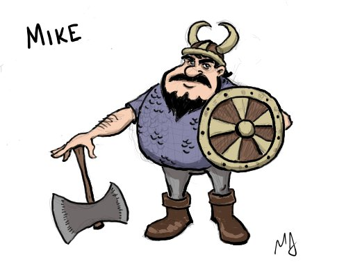 Mike the Dwarf
