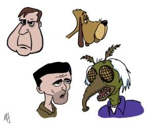 Animate Pro doodles