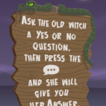 Witch Way mobile game art #2