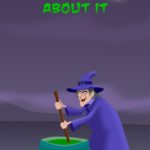 Witch Way mobile game art #3